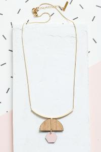collier Vector double de Shlomit Ofir